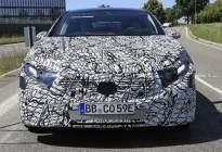 对标特斯拉Model S,奔驰EQ S谍照曝光