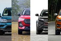 10万元起!紧凑型SUV海选!四大门派谁才是最优选择?