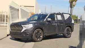 新一代Jeep大切諾基諜照發布