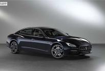 玛莎拉蒂推限量版Quattroporte总裁和Levante,明年交付!