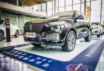 用微距镜头详评全新VV6,一款细节决定的成败的国产豪华SUV