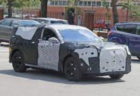 野马纯电动SUV谍照曝光,或命名为Mustang E