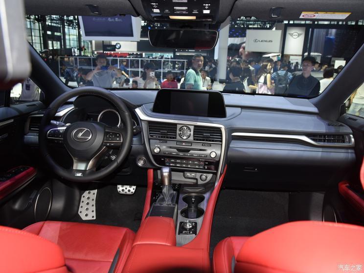 雷克萨斯 雷克萨斯RX 2020款 300 F SPORT