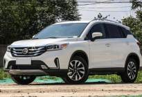 国产热销SUV降价汇总,传祺GS4降2万,8月想买车仍不亏