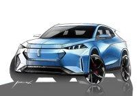 WEY全新概念車曝光 將于2019年法蘭克福車展首發亮相