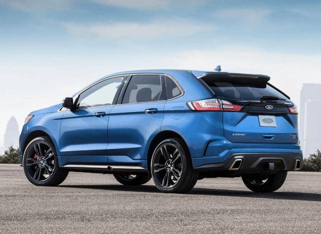 搭载V6发动机,40万大排量SUV推荐