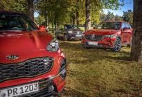 海外比国内竞争更激烈 三款紧凑级SUV对比