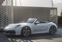 保时捷911 Carrera 4系列车型官图发布