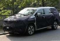 吉利全新中型SUV谍照曝光 轴距超越汉兰达/提供两种动力
