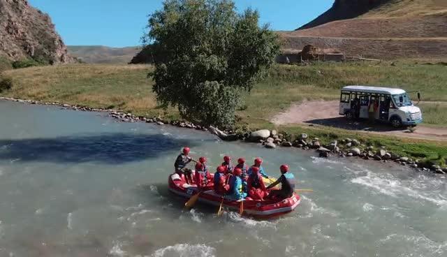 与别克昂科拉一起,在新疆的欢乐时光