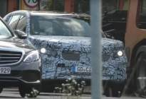 奔驰又来一款纯电动车,奔驰EQB路试谍照曝光