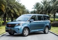 五菱宏光PLUS实车亮相 新设计 新车漆 10月上市