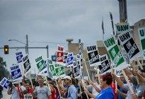 通用汽车罢工多米诺初现 加拿大工厂裁员1300人