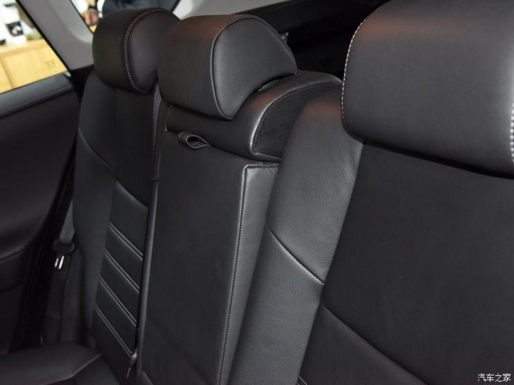 一汽丰田 RAV4荣放 2020款 2.0L CVT四驱尊贵版
