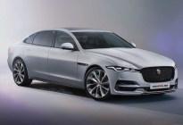 或为混合动力车型 全新捷豹XJ假想图披露