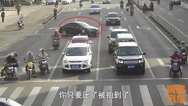 什么是违反禁令标志指示的?很多司机傻傻分不清,一次给你讲清楚