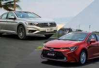 丰田vs大众,全新雷凌对比全新速腾该选谁