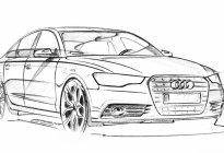 C级豪华车神话,从奥迪100到奥迪A6,如何历经8代而不衰?