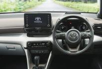 丰田也用三缸机了,还有不到10万的混动车型,新车将挑战飞度