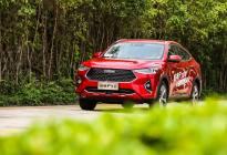 轿跑SUV盛行的时代 哈弗F7x为何能脱颖而出?