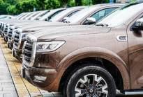 国内皮卡若全面解禁,13万起的长城炮可能会卖疯,还买SUV?