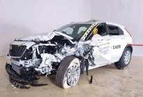 2019最严碰撞测试成绩出炉,国产车表现差,冠军出乎意料