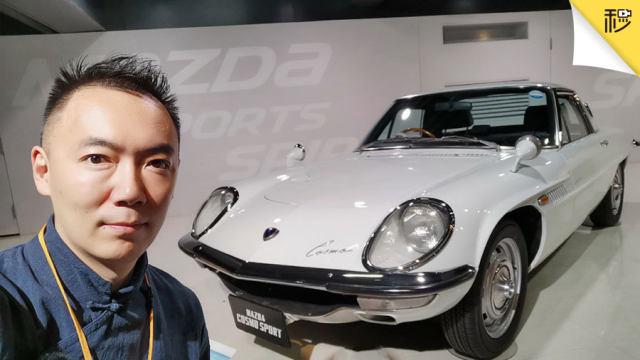 致敬老转子 探秘最新车机 K-Car玩转另类广岛丨一车壹城