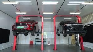 比亚迪唐对比丰田汉兰达 国产车底盘开始崛起