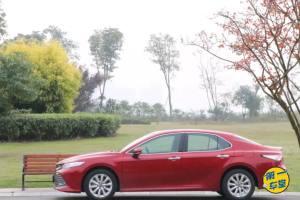 試駕丨月均銷量1萬5以上,為何說TA是豐田30年金字招牌