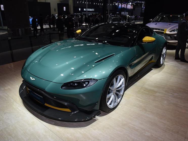 2019广州车展:Vantage新车售259.8万元