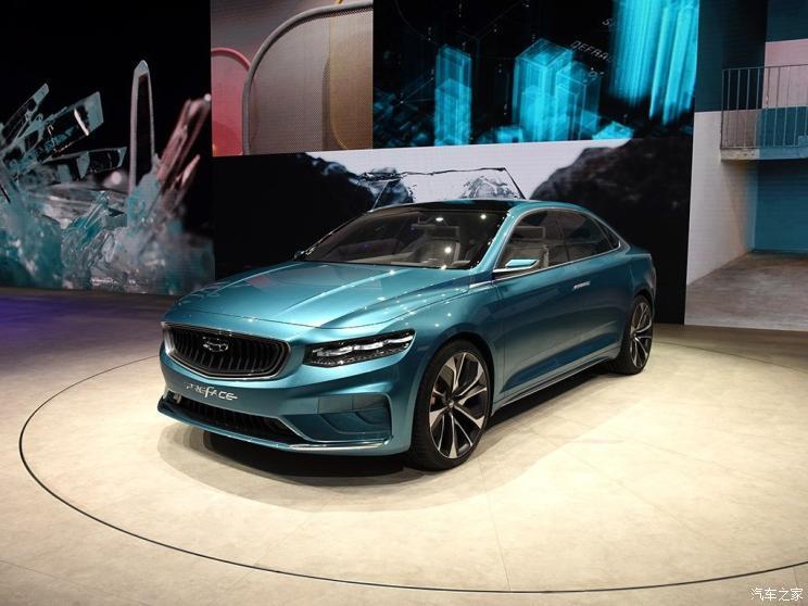 吉利汽车 Preface 2019款 Concept
