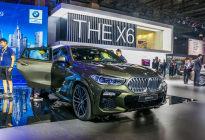 2019廣州車展丨采用寶馬最新設計 內飾豪華感提升 新款寶馬X6圖解