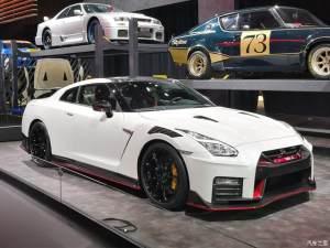 2019紐約車展:新款GT-R NISMO亮相