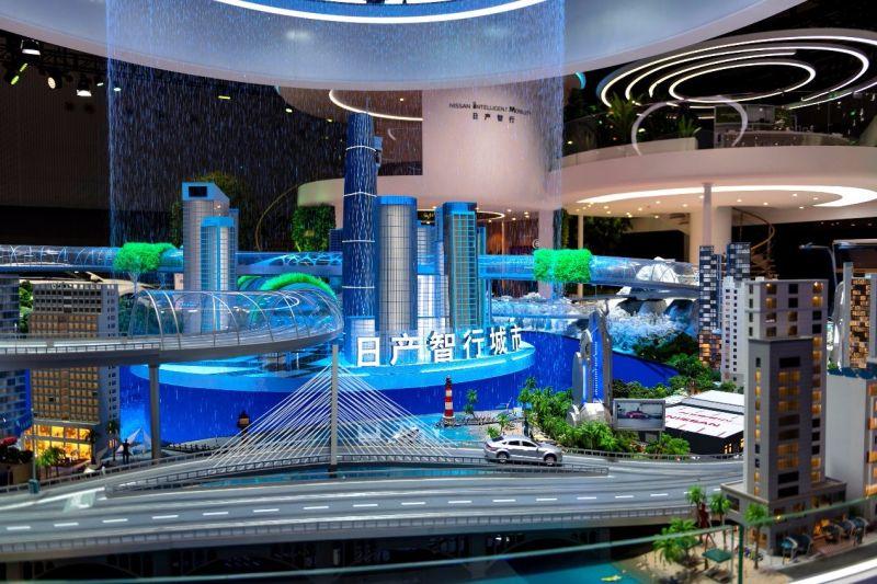 [滚动]构筑品牌价值新体验东风日产领衔开启未来出行新生活