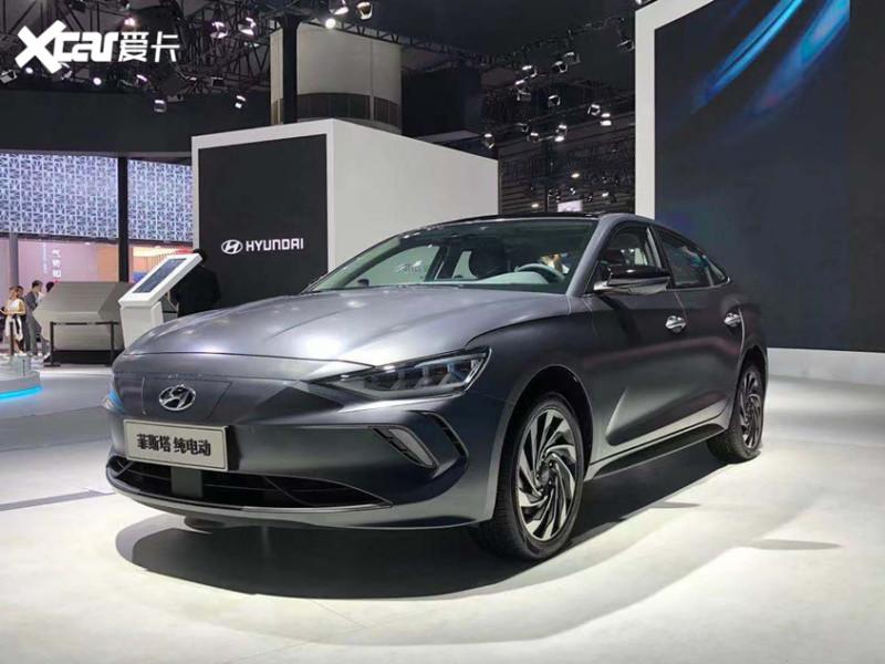 [转载]北京现代菲斯塔纯电动明年第一季度上市