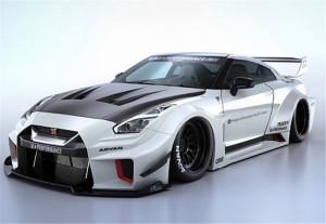 日產發布新款GT-R,日本本土僅21.9萬元起售!