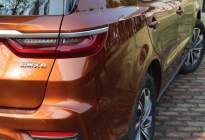 试驾吉利远景X6:不到十万,能买到什么样的SUV呢?