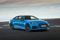 百公里加速3.9秒,奥迪新款RS 5官图发布