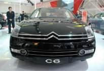 """進口雪鐵龍C6 V6,配上""""兔耳朵"""",并搭載了高級配置"""