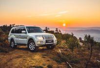 售38.98万元,三菱帕杰罗新增车型上市