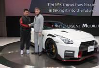 专访日产GT-R首席产品专家 全新车型将更具驾驶乐趣