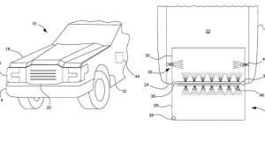設前備廂 福特申請純電動版F-150專利