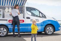 日产e-NV200 Ice Cream概念车将亮相CES