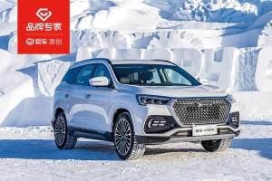 零下30度撒歡的前驅城市SUV 捷途X95冰雪試駕體驗營