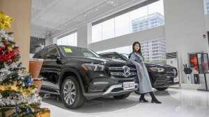 比宝马X5优秀 66万就能买到20款奔驰GLE?