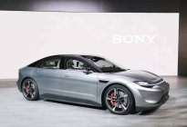 索尼入局新勢力造車大軍?全新Vision-S原型車亮相CES