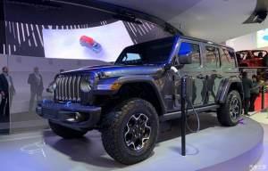 CES 2020:Jeep牧馬人PHEV正式亮相
