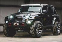 海外爆改Jeep牧马人!越野能力再升级!