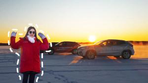 VV7GT PHEV冰雪试驾在零下30度的黑河撒野体验如何?