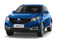 NEDC續航里程達305km 瑞馳S513純電動車上市售13.98-14.58萬元